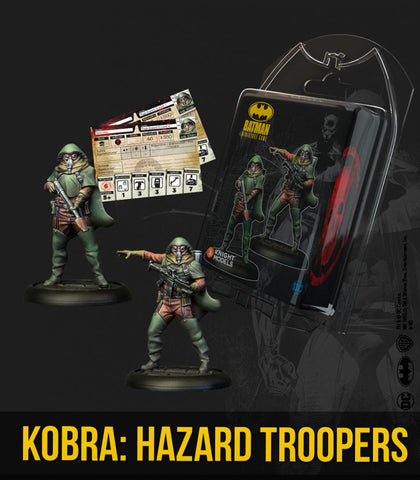 Batman: Kobra Hazmat Troopers