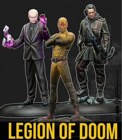 Batman: Legion of Doom