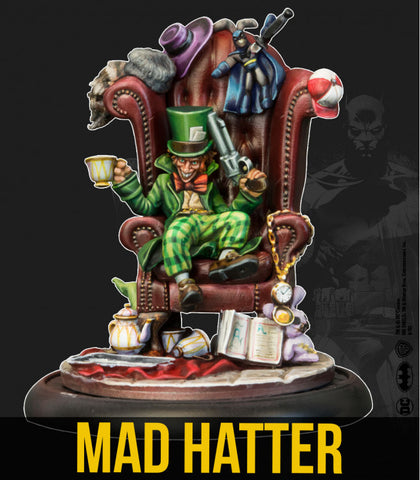 Batman: Mad Hatter
