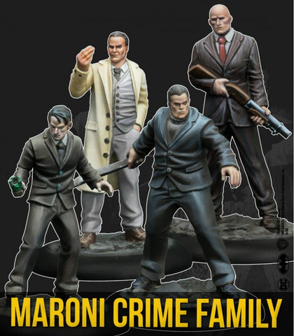 Batman: Maroni Crime Family