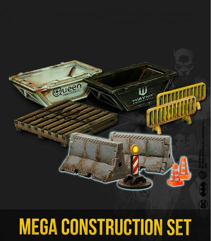 Batman: Mega Construction Set