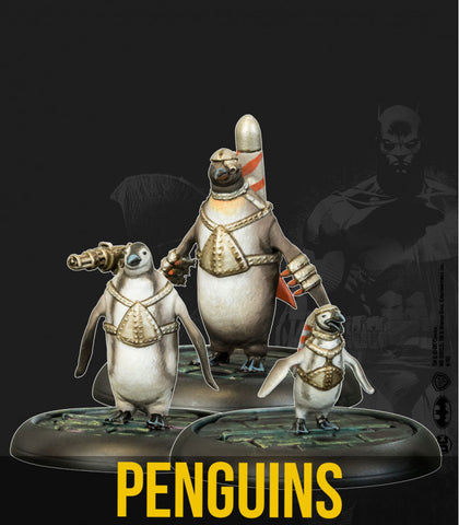 Batman: Penguins