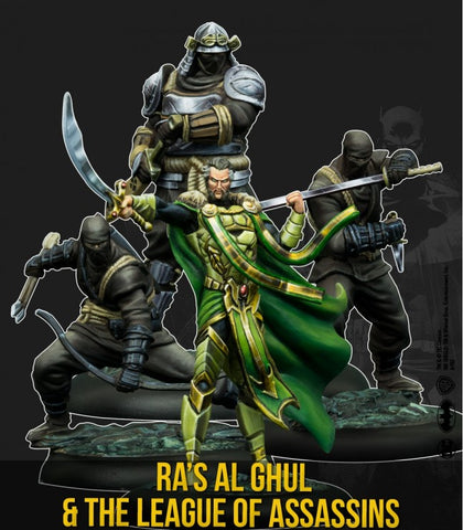 Batman: Ras Al Ghul and the League of Assassins
