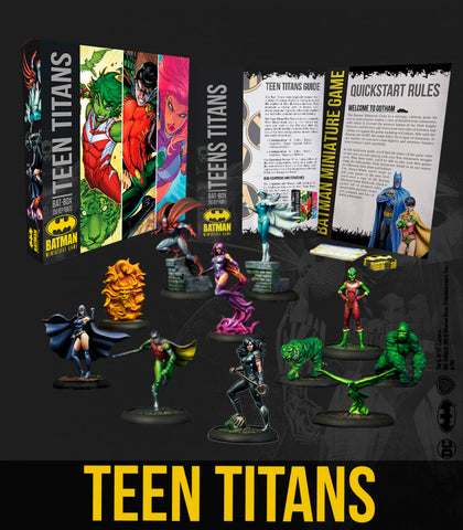 Batman: Teen Titans Bat Box