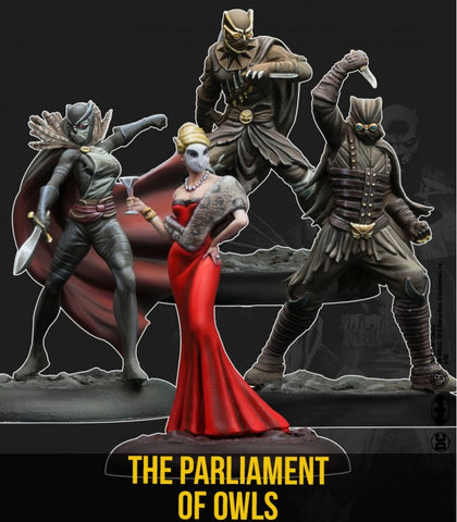 Batman: The Parliament of Owls