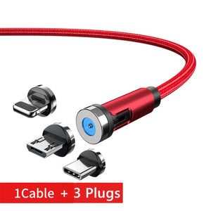 iGo DoubleFlex - Magnetic Charging Cable