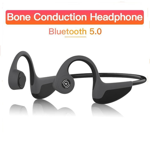 Image of Bone Conduction Bluetooth sports Headphones