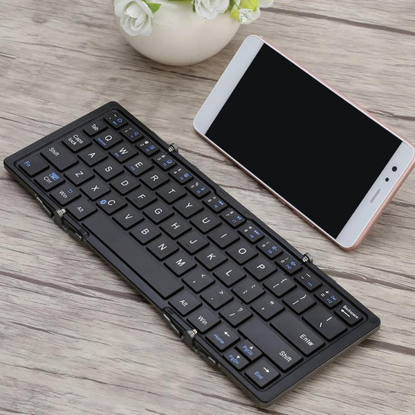 Mini Keyboard Bluetooth Folding - EasyTechGO