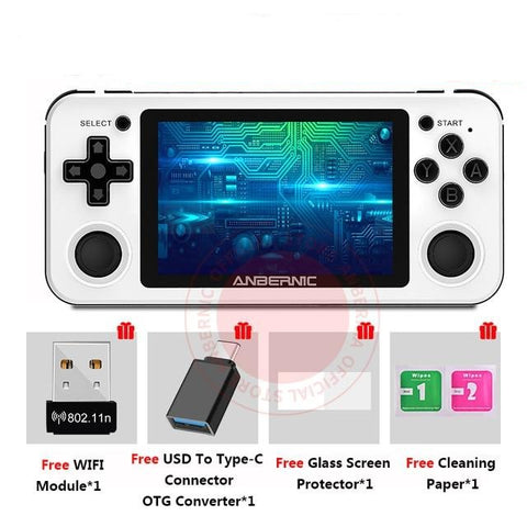 RG351P ANBERNIC Retro Handheld Game Console
