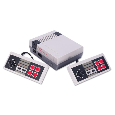 Retro Games Console - With 620 Classic 8-Bit Games and Dual Gamepads - EasyTechGO - Game Consoles