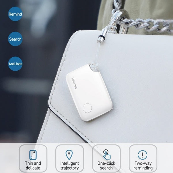 Smart Tag Wireless Locator - Find your belongings with ease! - EasyTechGO -