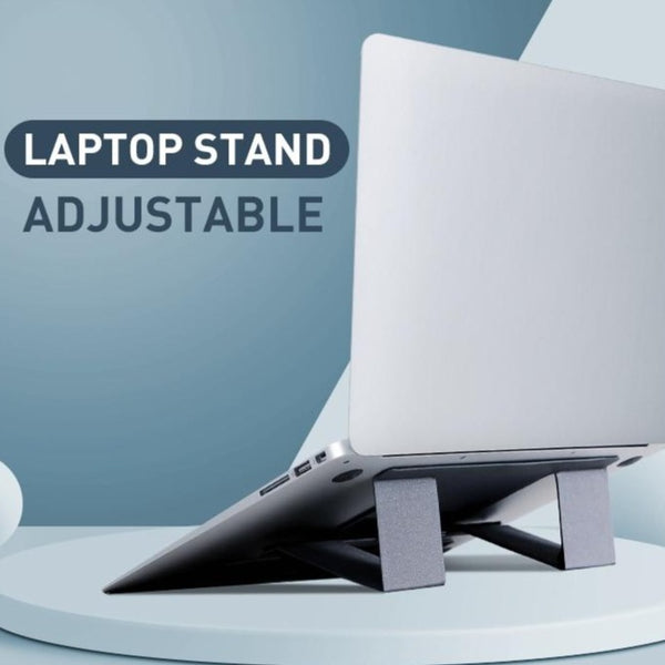 Universal Foldable Laptop Stand - EasyTechGO -