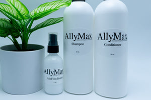 AllyMax - Hair Care Bundle