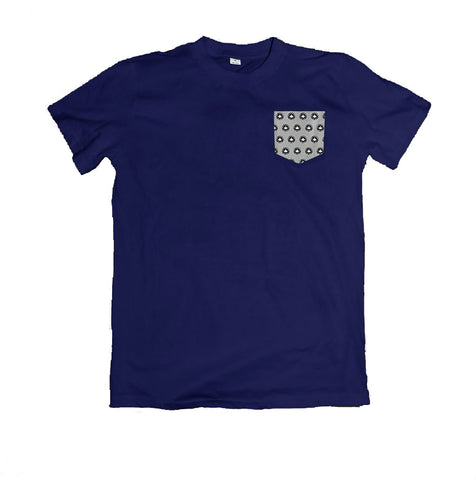 Draft Pocket Tee