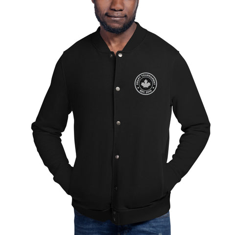 Draft Bomber Jacket