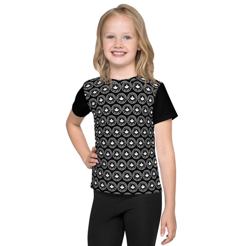 Draft All Over Kids T-Shirt