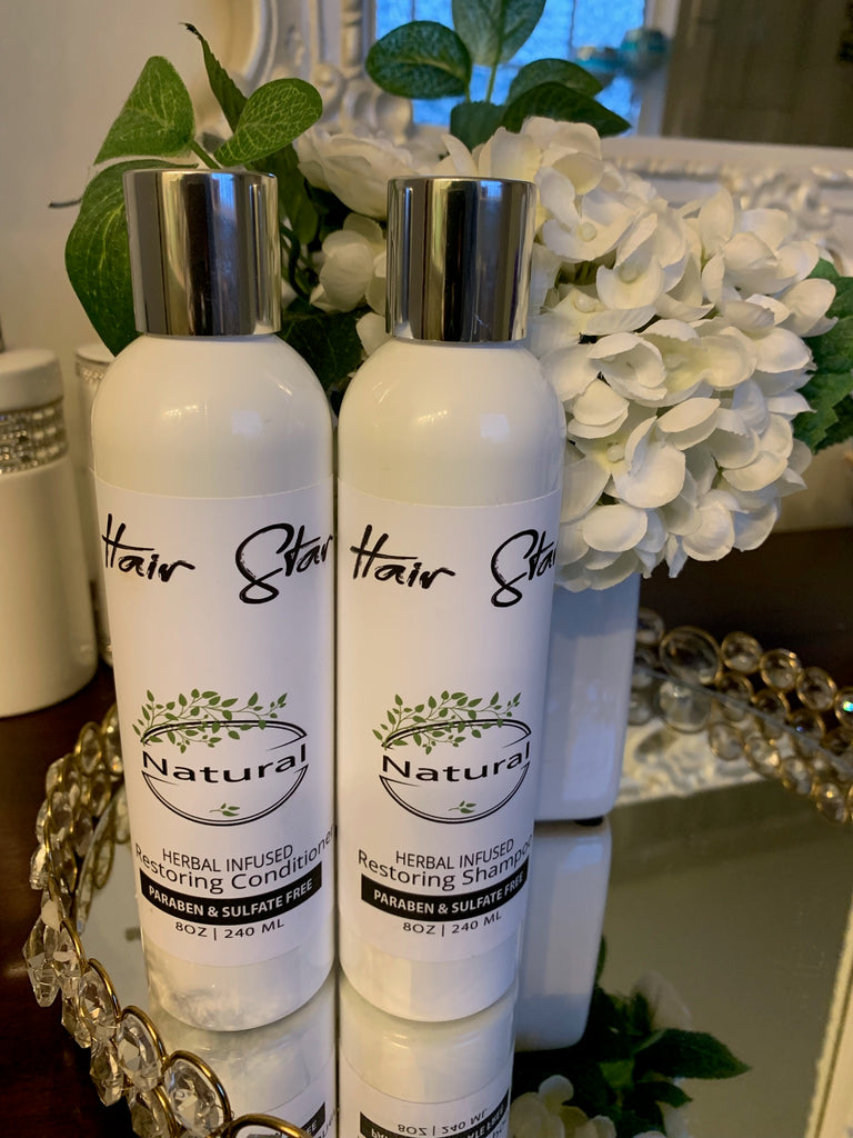 Hair Star Shampoo and Conditioner (Duo)