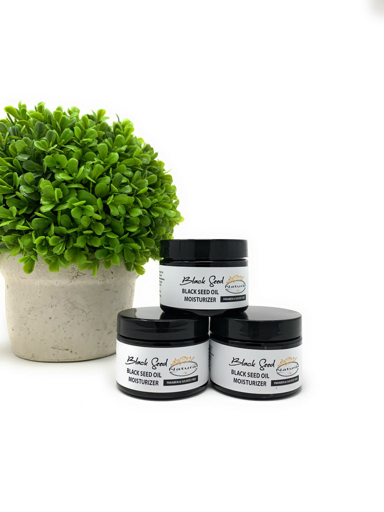 Black Seed Oil Moisturizer & Cleanser Duo