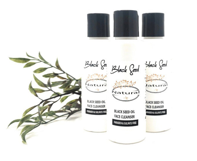 Black Seed Oil Facial Cleaner