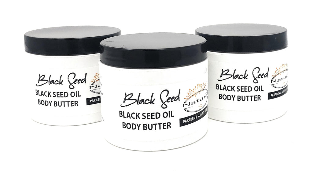 Black Seed Oil Body Butter