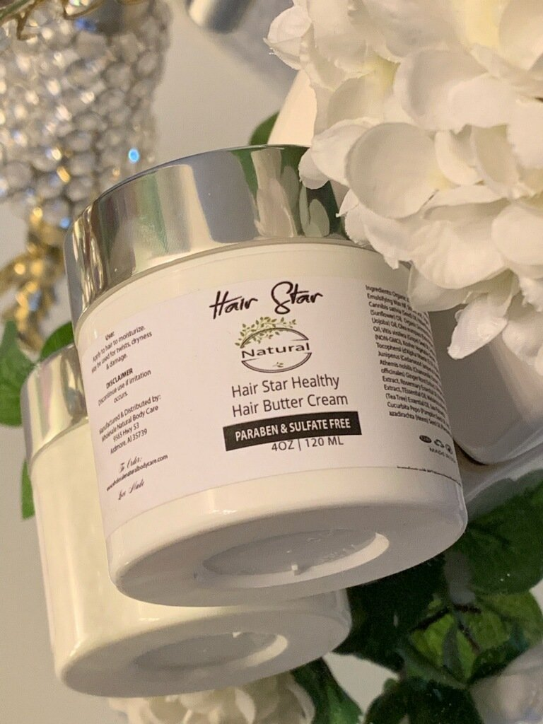 Hair Star Butter Cream