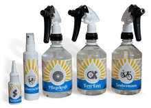 Laden Sie das Bild in den Galerie-Viewer, cycleWASH® Starter Set inkl. MWSt. - CW Cleaning Solutions GmbH