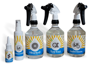 cycleWASH® Saubermann inkl. MWSt. - CW Cleaning Solutions GmbH