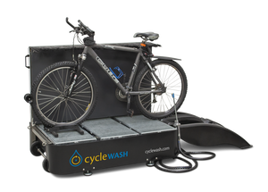 cycleWASH® UNO Station inkl. MWSt. - CW Cleaning Solutions GmbH