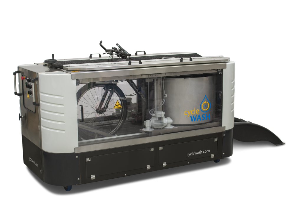 cycleWASH® DUO PRO inkl. MWSt. - CW Cleaning Solutions GmbH