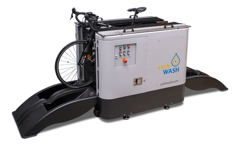 cycleWASH® mini-DUO Eco inkl. MWSt. - CW Cleaning Solutions GmbH