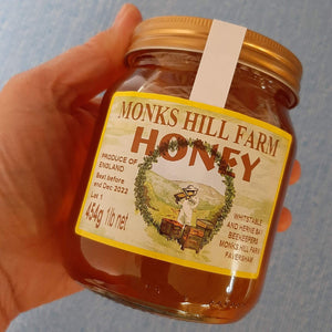 Monkshill Farm Honey