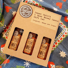 Load image into Gallery viewer, Kent Honey & Chilli Sauce - Gift Set