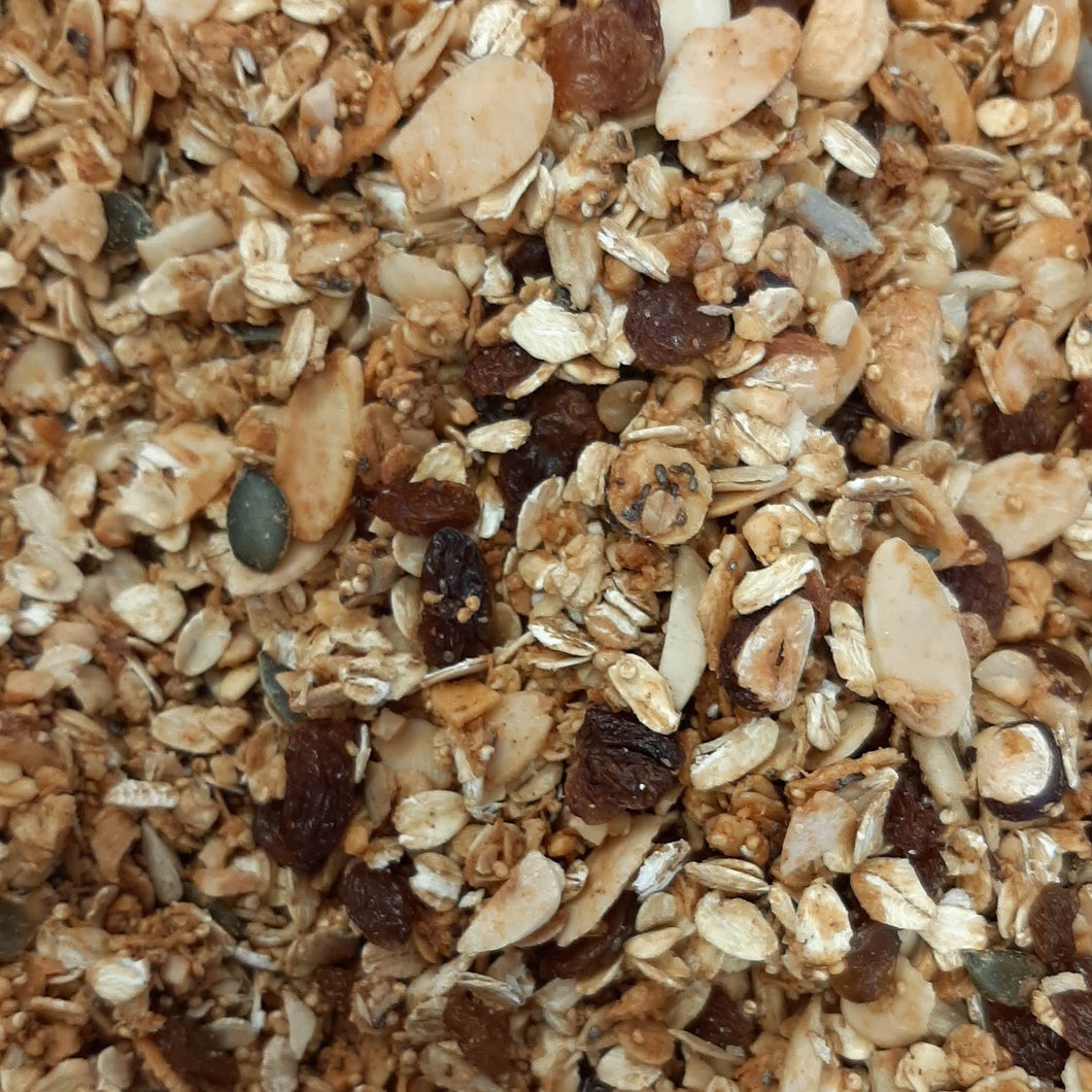 Kitchen Granola