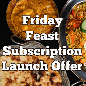 Feast Weekly Subscription -  Save 10%