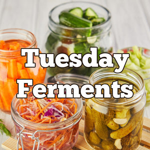 Ferments & Pickles