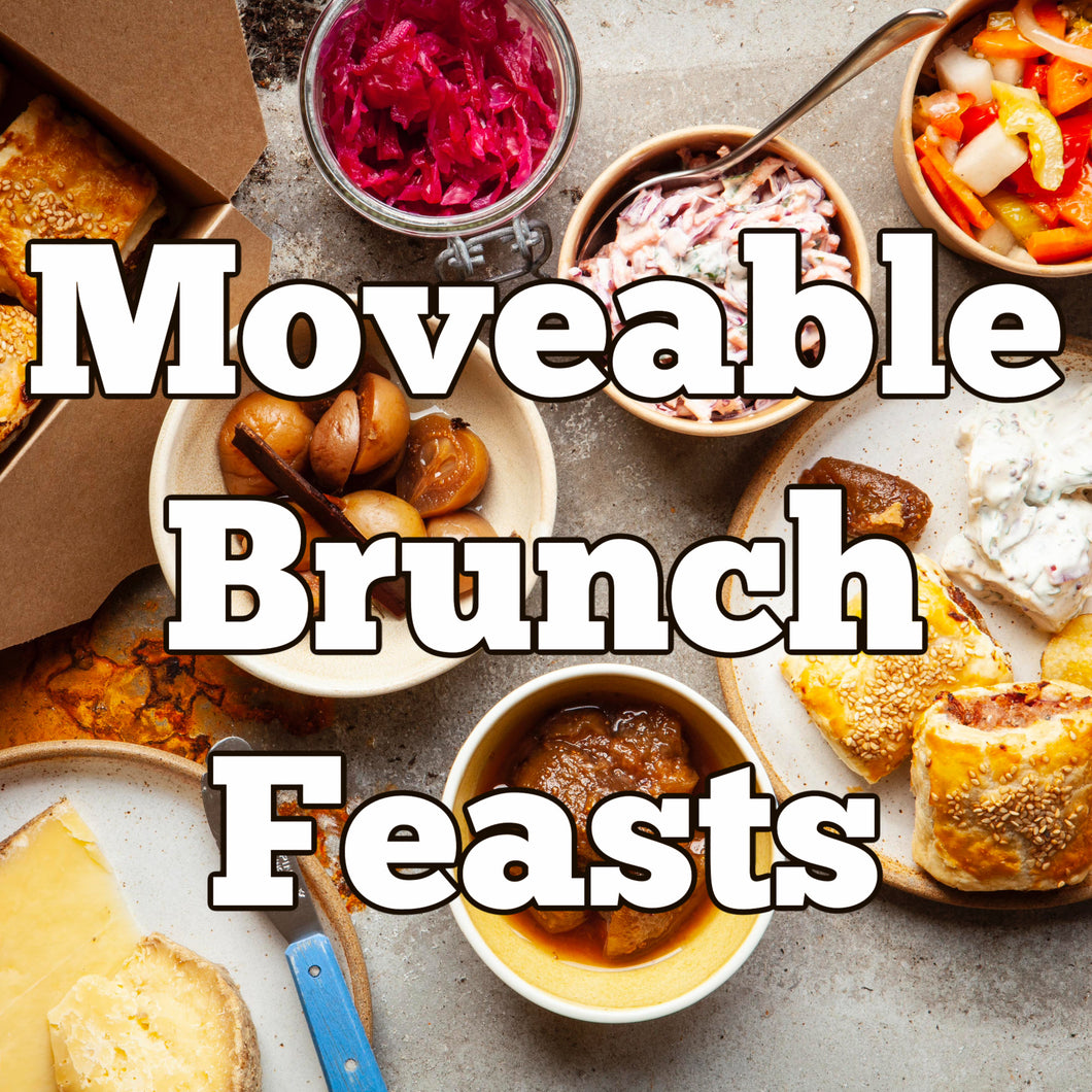 Moveable Brunch Feasts