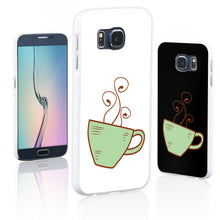 Load image into Gallery viewer, Coffee Cup Case Cover for iPhoneX 8 Samsung S8 Huawei P9 Mate 9 Xiaomi Redmi