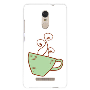 Coffee Cup Case Cover for iPhoneX 8 Samsung S8 Huawei P9 Mate 9 Xiaomi Redmi