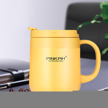 Load image into Gallery viewer, 350ml Stainless Steel Thermal Cup Travel Vacuum Home Office Coffee Water Mug