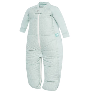 ergoPouch Sleep Suit Bag 3.5 Tog Mint Leaves