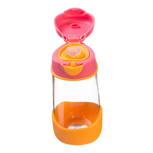 B.Box Sport Spout Bottle - Strawberry Shake