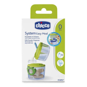 Chicco Milk Powder Dispenser 3 Phases System - Bubify
