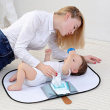 Load image into Gallery viewer, JOYREN Travel Baby Change Mat