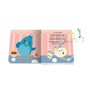Ditty Bird - Action Songs Board Book - Bubify
