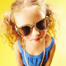 Load image into Gallery viewer, Frankie Ray Leopard Gidget Kids Sunglasses
