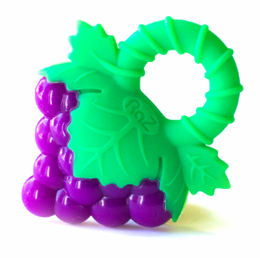 Raz-Grapes Teether