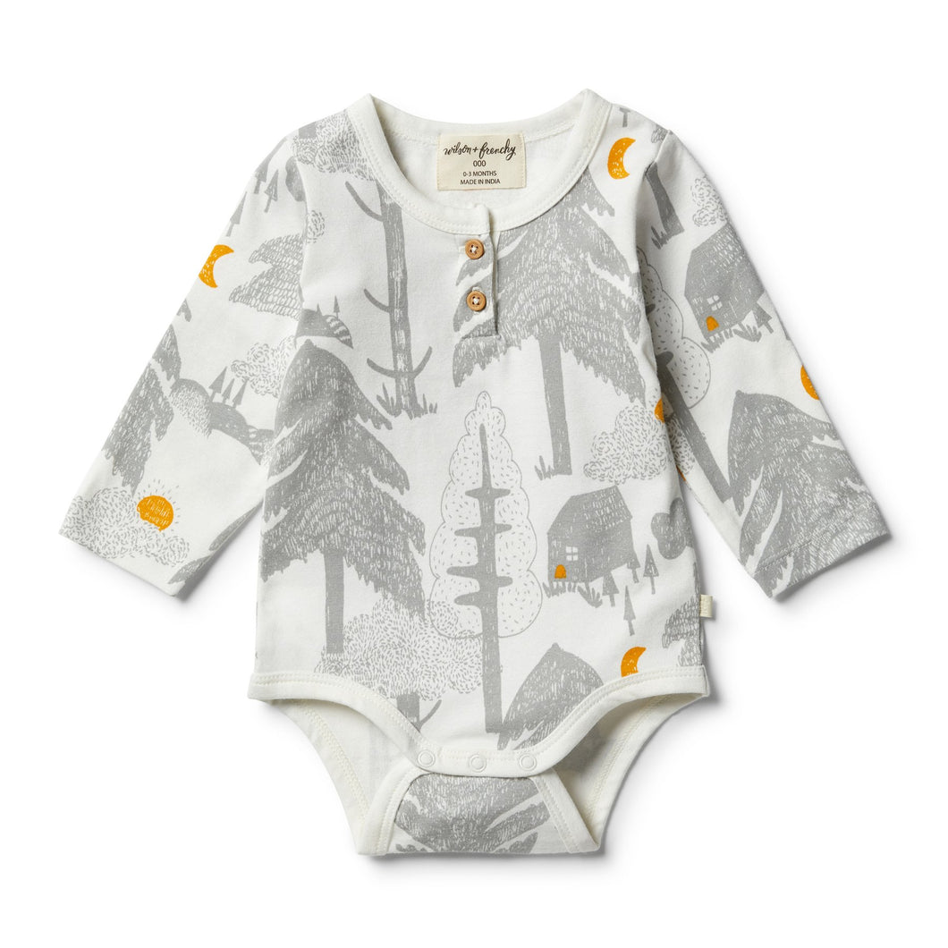 Organic Little Wonder Bodysuit