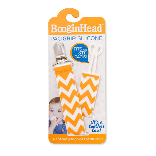 Booginhead  Silicone Clip Teether