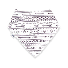 Load image into Gallery viewer, Bandana Bibs 2 Pack - LOVE - Bubify