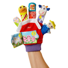 Load image into Gallery viewer, Chicco Farmyard Finger Puppet